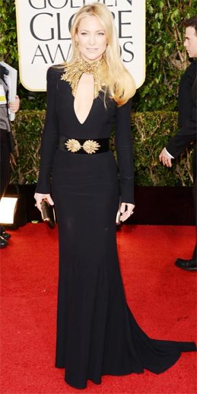 Kate Hudson in Alexander McQueen