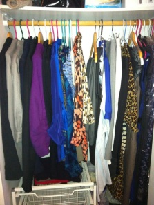 I have nothing to wear!  Or do I??