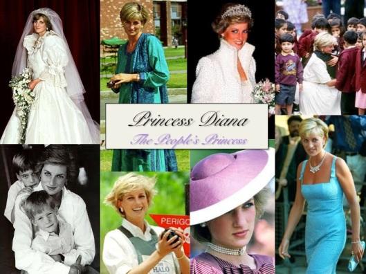 Princess Diana, the People's Princess