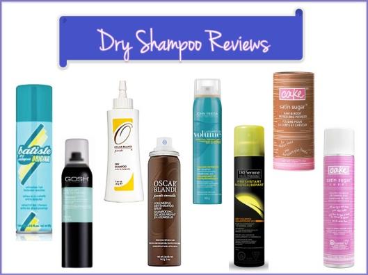 Dry Shampoo Reviews
