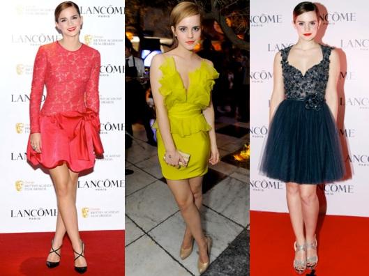 Emma Watson, Style