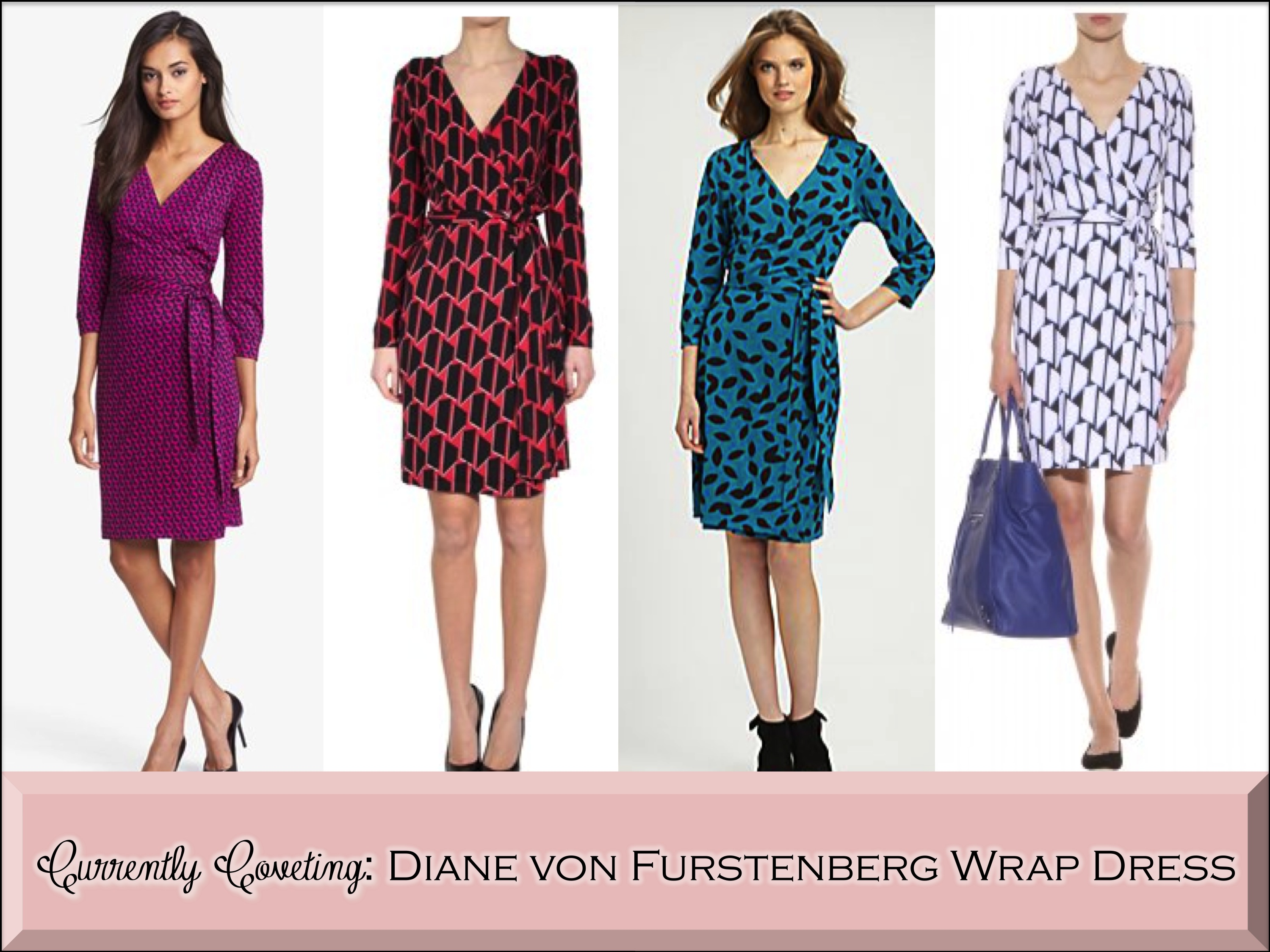 Dvf Dress Patterns Diane von Furstenberg wrap