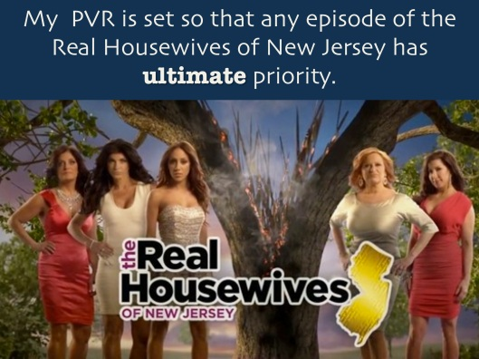 Real Housewives of New Jersey, Addict