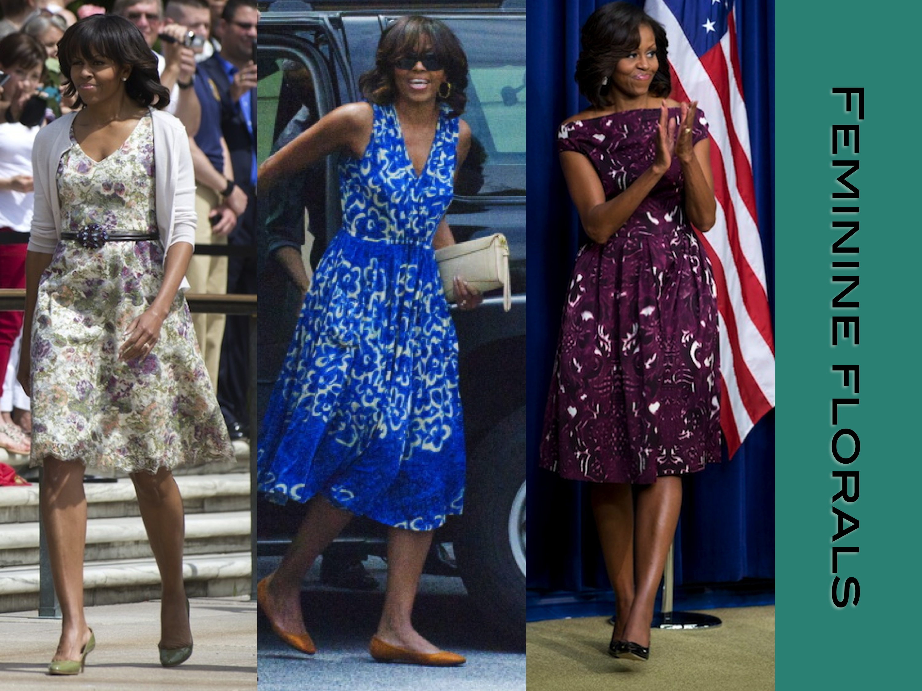 Michelle Obama Style Pictures Of Michelle