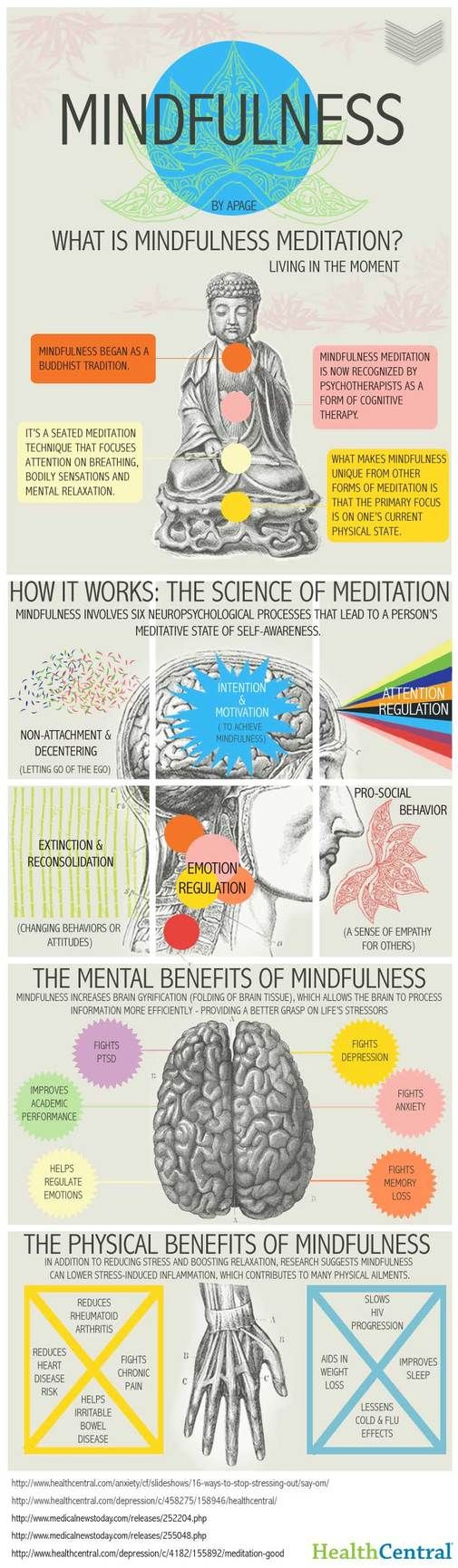 Mindful Meditation, Mindfulness