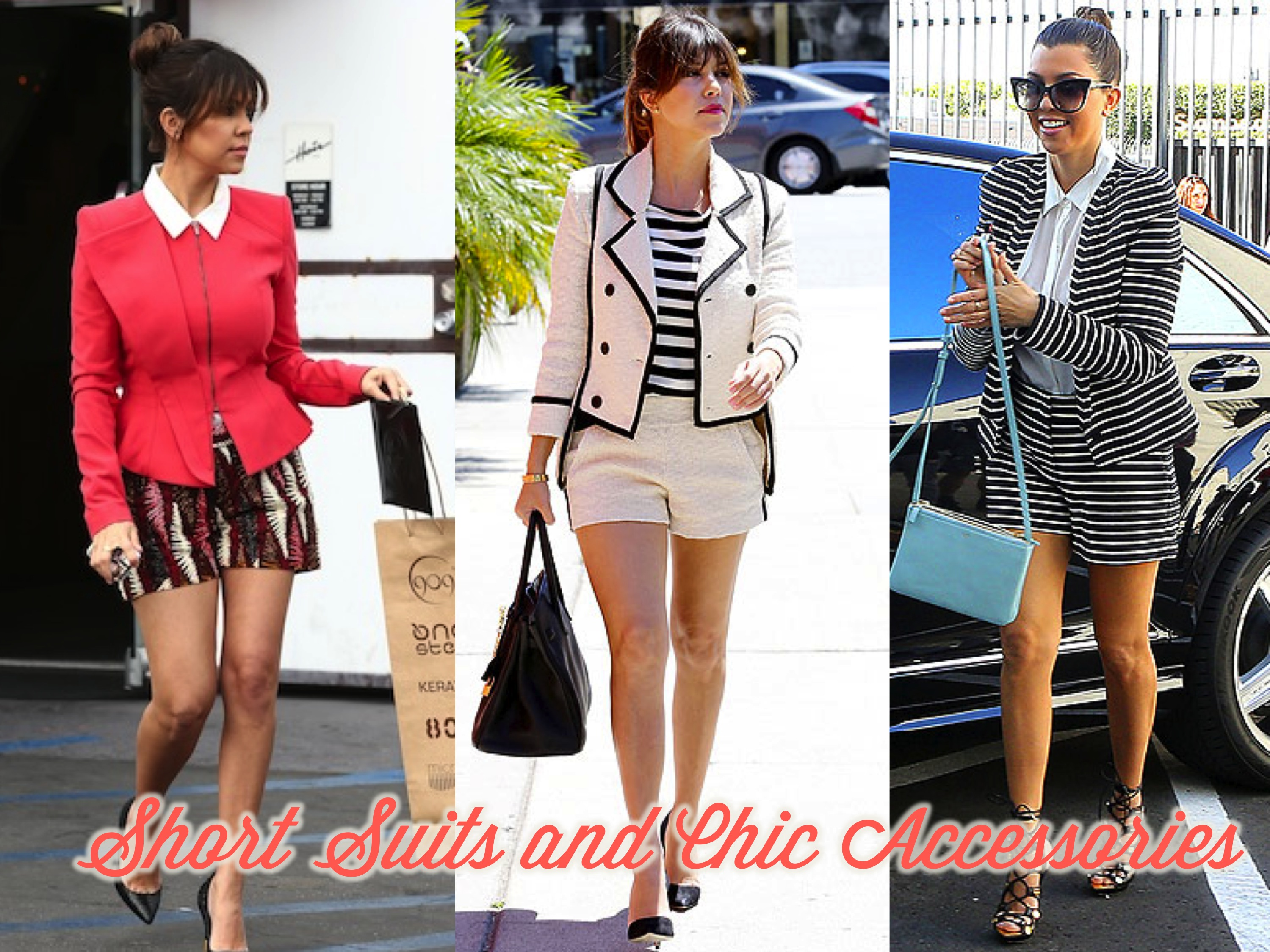 Lady Of Style Kourtney Kardashian Lady In Charge