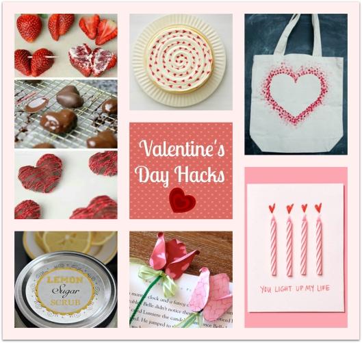 Valentine's Day Hacks