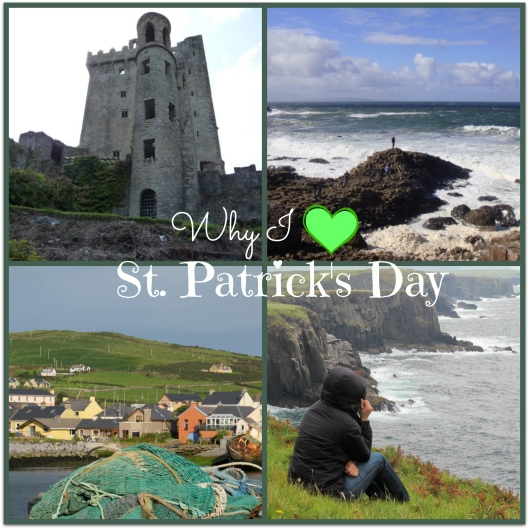 St. Patrick's Day, celebrate